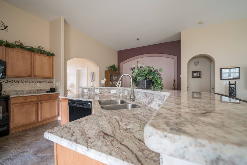 Kitchen granite countertop products at East Coast Granite of Asheville