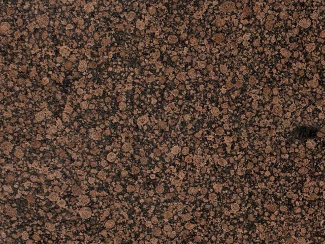 Granite Color Baltic Brown